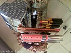 What Laura Loves: Triple Threat Nude Lips