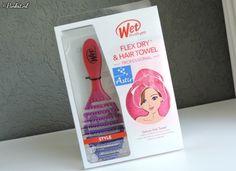 WetBrush Flex Dry & Hair Towel [nieuw bij Etos] & WIN