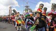 El baile del Toro Huaco.