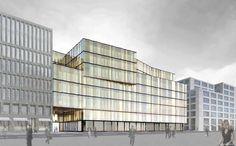 gigon guyer architekten: bürogebäude c10, europaallee 21, zürich (2006)