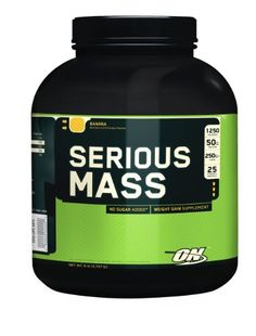 Optimum Nutrition Serious Mass Vanilla 6Lb Weight Gainer ** You can get additional details at the image link.
