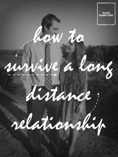 If you are in a long distance relationship—or going to be at some point—these…
