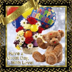 Birthday/Wishes section. Wish anyone a Happy Birthday with this ecard. Permalink : http://www.123greetings.com/birthday/birthday_wishes/kisses_of_love_too.html