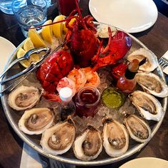 Restaurant Roundup: Montreal Seafood Restaurants by the Montreal Food Divas