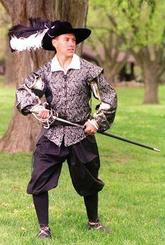 Renaissance Noble Man - NEW!: Renaissance Costumes, Medieval Clothing, Madrigal Costume: The Tudor Shoppe