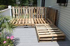 floating pallet deck - Google Search