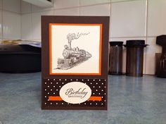 Traveler, stampin up, male cards, Kaseycreations