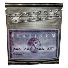 XXX Platinum Incense
