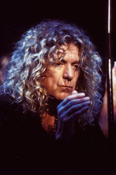 Robert Plant, c. 1995.