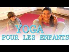 Le yoga est une pratique idéale pour aider vos enfants à se détendre. Delphine Bourdet, sophrologue et professeur de yoga, vous montre des postures de yoga l...