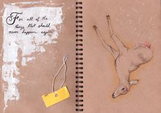 Jewellery by Vanya: Sketchbook Inspiration