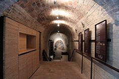 DPMM Architetti Associati, Katyuscia Laudadio  — Museo della cripta