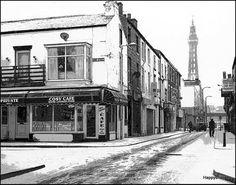 Cozy Cafe ~ Blackpool