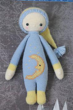 Sleepy doll modified