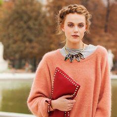 Scopri quali maglie sono di tendenza per questo autunno, e soprattutto come abbinarle!