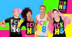 FCK H8!