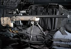 Nighthawk .308 Tactical Rifle