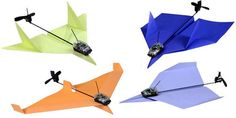 Fly Paper Airplane With Your Smartphone