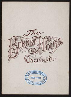 BURNET HOUSE