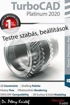 turbocad_platinum_2020_testre_szabas Photorealistic Rendering, Autocad, Surface, Palette, Books, Palette Table, Livros, Pallets, Book
