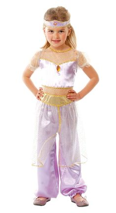 Perfect outfit for Arabian Nights themed events, Aladdin birthday parties, carnival, Halloween and world book day Princess Fancy Dress Costume, Princess Jasmine Dress, Fairy Fancy Dress, 1950s Fancy Dress, Childrens Fancy Dress, Boys Fancy Dress, Fancy Dress Outfits, Halloween Fancy Dress, Halloween Outfits