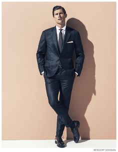 Bergdorf Goodman Highlights Fall 2014 Suiting Business Styles image Bergdorf Goodman Fall 2014 Mens Suiting Cucinelli 005