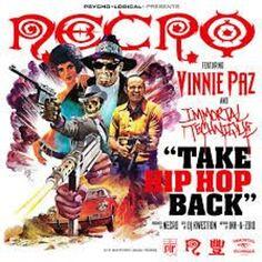 NECRO - WE TAKIN HIPHOP BACK Ft. VINNIE PAZ & IMMORTAL TECHNIQUE || #realhiphop #rap