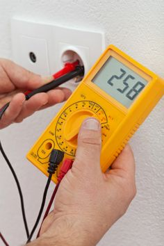 Learn everything you need to know about using a multimeter.