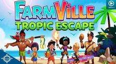 FarmVille: Tropic Escape Gameplay [Free on Android & iOS] - No Commentary