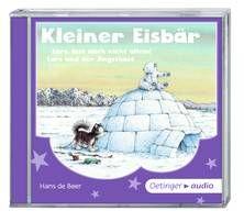 Kleiner Eisbär. Lars, lass mich nicht allein! / Lars und der Angsthase (CD). Ab 4 Jahren.