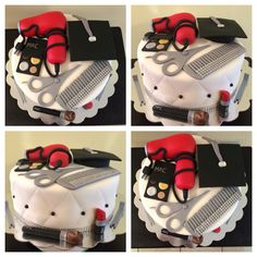 COSMOTOLOGY CAKE