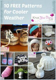 Knot Your Nana's Crochet: Crochet Patterns for Winter