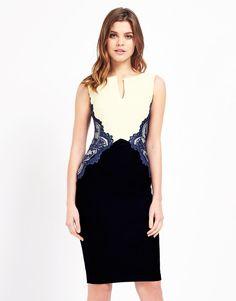Hybrid Fashion Benaline Lace Bodycon Dress