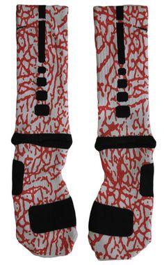 nike elite basketball socks galaxy | ... - Custom Nike Elite Socks - #1 Location for Custom Nike Elite Socks