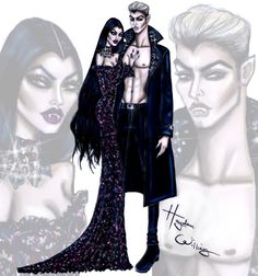 'Immortal Love' by Hayden Williams #HauteHalloween| Be Inspirational ❥|Mz. Manerz: Being well dressed is a beautiful form of confidence, happiness & politeness