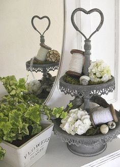 Clean and Natural Spring Decor Ideas
