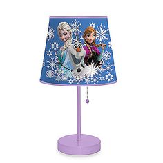 1 Disney Frozen Night Light Elsa Anna Plug In Girls Room Decor ...