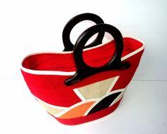 Native Bag Trish - Rood