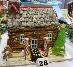 Amy Bradley Designs: Gingerbread Houses