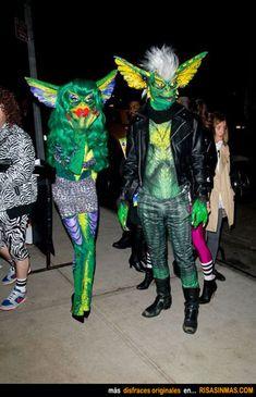 Disfraces originales: Gremlins.