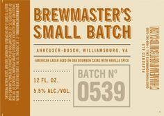 Anheuser-Busch Does A Little More Barrel Aging  http://bsj.me/1f5
