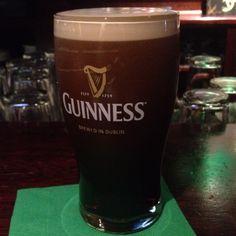 First pint!