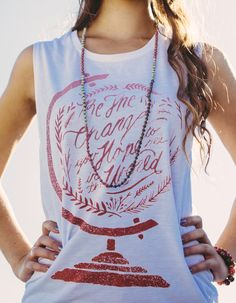 Awesome design & message in #Ombre! || Sold at #Sevenly. Every shirt purchased gives $7 back to the charity of the week!