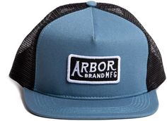 Arbor Men's Pacific Trucker Hat