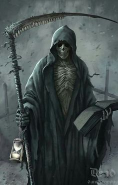Some are not demons...they are death itself...sa