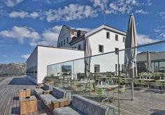 During summer 2010, the entire Berghotel Muottas Muragl was completely renovated. Particular focus was placed on the aspect of environmental-friendliness, giving rise to the first plus-energy hotel in the Alps.   Besides constructing the building...