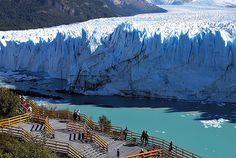 La magnificencia del Glaciar Perito Moreno te dejará sin palabras, y es que al estar frente a el su energía e ímpetu harán de este viaje algo inolvidable! Conoce Argentina de manos de expertos y vive una experiencia única! #YoViajoCon_MeLate