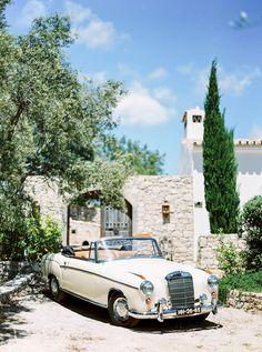 Outdoor wedding in the Algarve, by Brancoprata