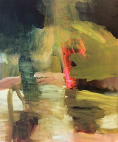 Norwegian painter Bjørnar Aaslund. Abstract and figurative paintings.