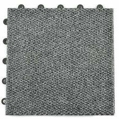 Find basement carpet squares as modular interlocking easy DIY snap together raised carpet tiles for basements floors that are durable carpet tile squares. Carpet Tiles For Basement, Basement Flooring, Carpet Stairs, Hall Carpet, Basement Waterproofing, Kitchen Carpet, Flooring Ideas, Flooring Types, Basement Furniture